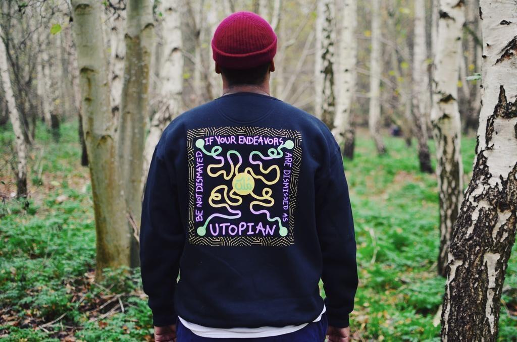 MULK - UTOPIAN Sweatshirt